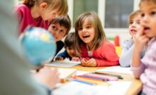 Pięciolatek w przedszkolu. Co warto wiedzieć?